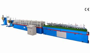 MAIN CEILING T-BAR COLD ROLL FORMING MACHINE
